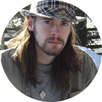 Benjamin Collier Author Headshot