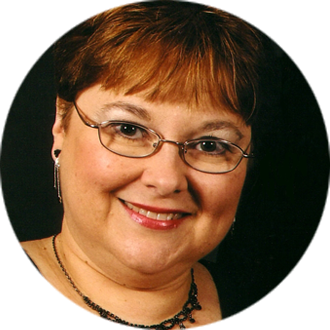 Laura J. Davis Author Headshot