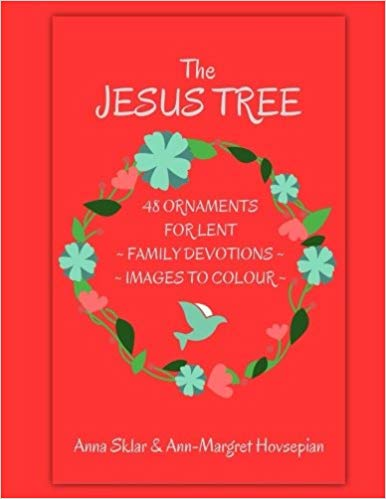 The Jesus Tree Ornaments by Anna Sklar
