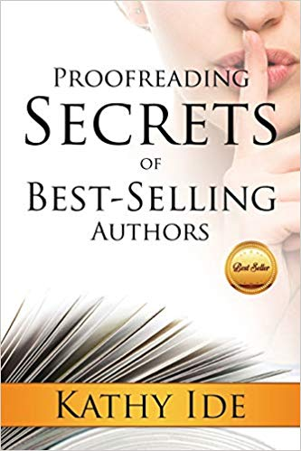 Bokk about proofreading by Kathy Ide