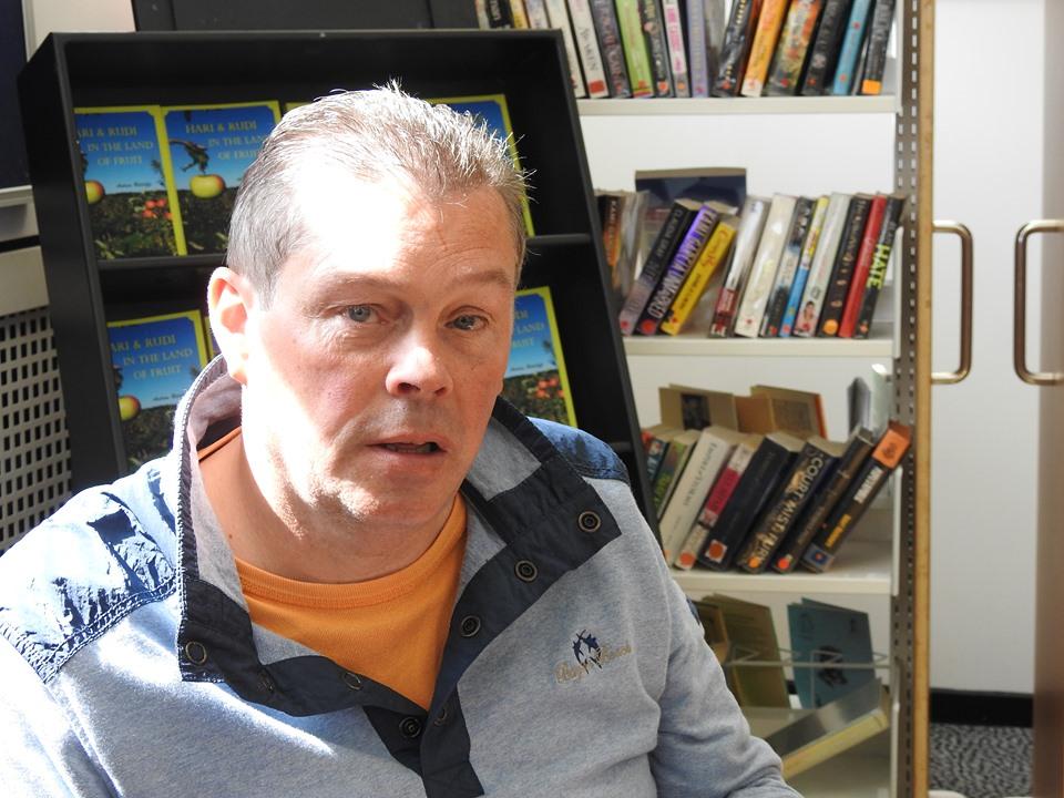 Andrew Ratcliffe author photo