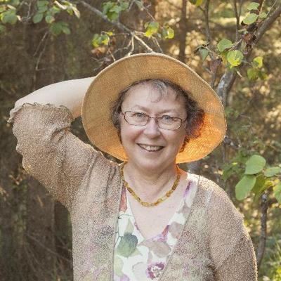 Marcia Lee Laycock author photo