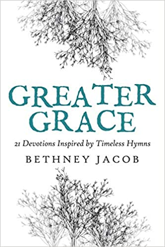 "Cover of the book ""Greater Grace"""