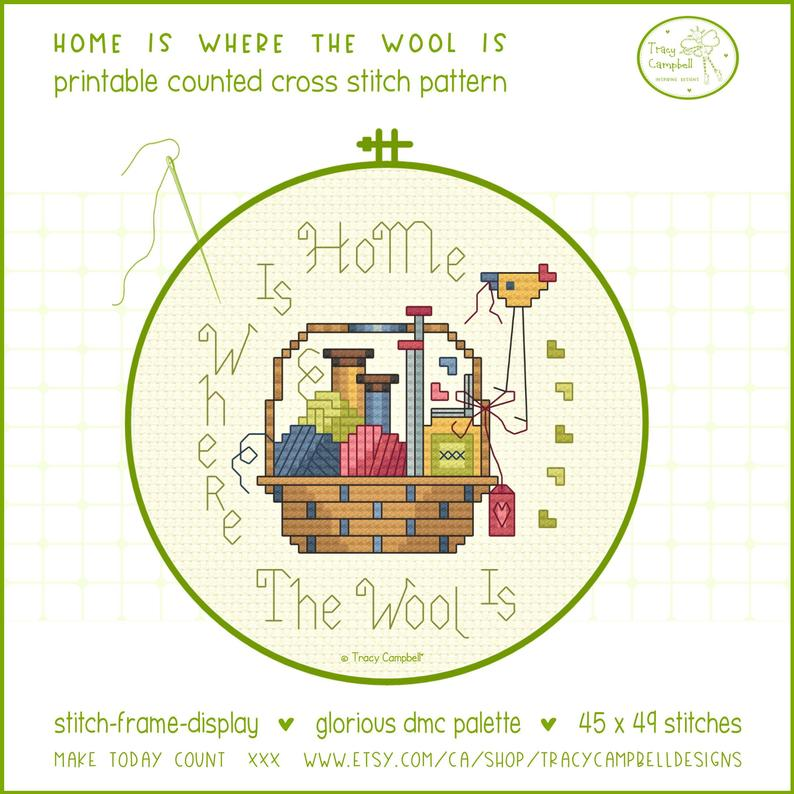 Home Is Where the Wool Is