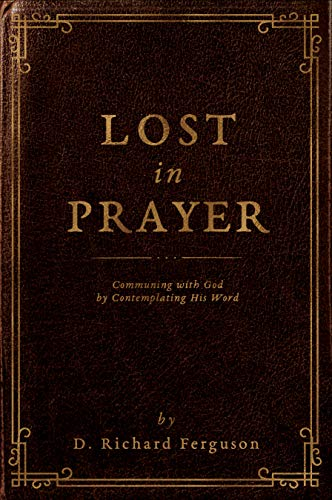 Lost In Prayer by D. Richard Ferguson, book cover