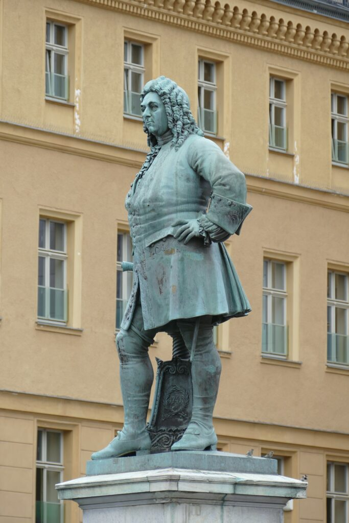 Monument of Handel