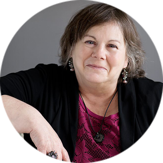 Lynne Collier Author Headshot
