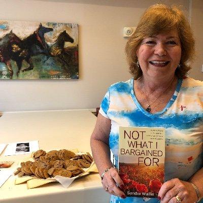 Sandra Wallis author photo